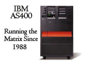 IBM i (AS/400)